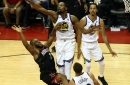 Warriors vs. Rockets, Game 6: Andre Iguodala out