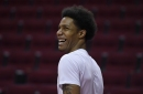 """Steve Kerr on making Patrick McCaw available for Game 6: """"It's all hands on deck"""""""