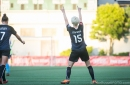 Reign FC beat Sky Blue FC to sweep season series