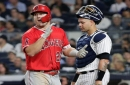 NY Yankees on wrong end of Mike Trout's historic night in 11-4 loss