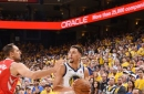 Klay Thompson score 35, Warriors force Game 7 in West finals (May 26, 2018)