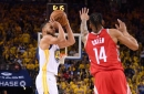 Warriors offensive explosion forces Game 7