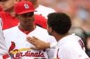 Cardinals' Reyes transforms beyond the elbow after surgery