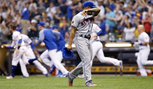 Mets manager knows why AJ Ramos has been so brutal