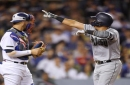 Villanueva homers twice to power Padres past Dodgers 7-5