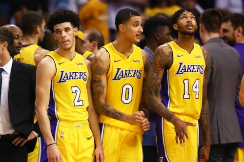 Rob Pelinka Believes Lakers Young Core Is 'Incredibly Attractive' To Free Agents