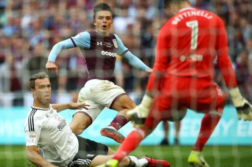 The better team won at Wembley as Jack Grealish carried Aston Villa - the play-off final talking points