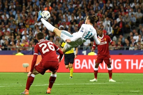 How Gareth Bale left the world's media stunned with wonder goal against Liverpool