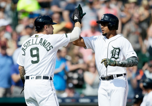 Nicholas Castellanos' move up in Tigers lineup backed by analytics