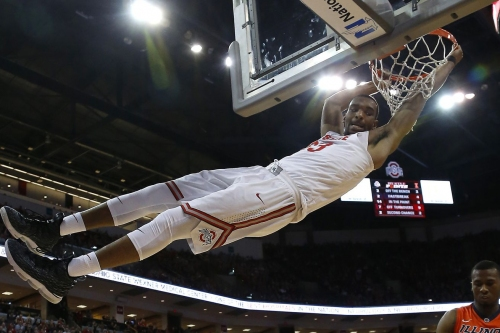 Open Thread: The Sporting News predicts Keita Bates-Diop will go to the Spurs in the first round