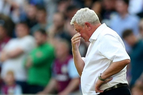 'I can't repeat what was said' Aston Villa boss Steve Bruce on a team talk and a summer of upheaval