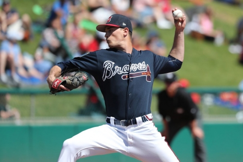 Max Fried will start Game 1 of Monday's doubleheader against Mets