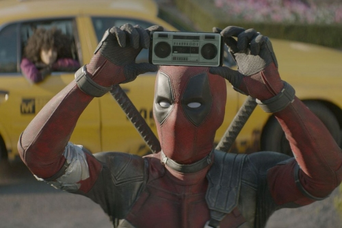 The Falcoholic Goes to the Movies: Deadpool 2