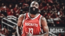 James Harden doesn't feel the pressure of Game 7