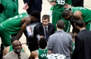 Celtics Practice Report: Preparing for Game 7 (video)