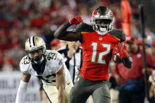 Chris Godwin could (and should) be huge for Tampa Bay in 2018