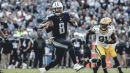 Titans QB Marcus Mariota looking to improve accuracy through better footwork