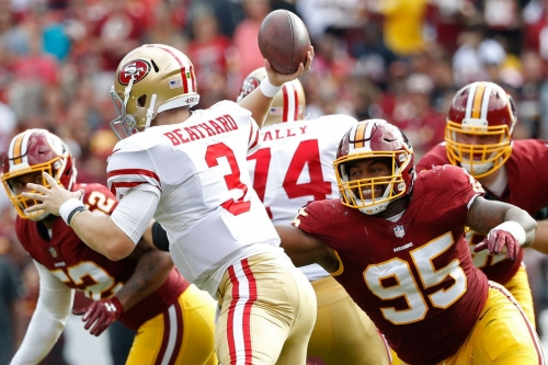 Redskins discussion question: How will the 2017 draft class fair this year?