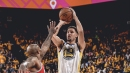 Warriors guard Klay Thompson drains nine threes to force Game 7 vs. Rockets [VIDEO]