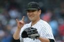 Yankees 3, Angels 1: Masahiro Tanaka pitches New York to series win