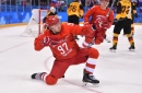 Vegas Golden Knights' prospect Nikita Gusev named KHL MVP