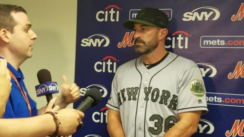 Video: NY Mets manager Callaway on his decisions in the 8-7 loss