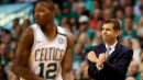 Brad Stevens Explains Importance Of Celtics' Tradition Before Game 7 Vs. Cavs