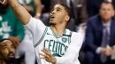 Celtics' Jayson Tatum Climbs All-Time Rookie Playoff Scoring List In Game 7