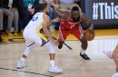 NBA playoffs: Will home-court advantage matter in Game 7 of Warriors-Rockets?