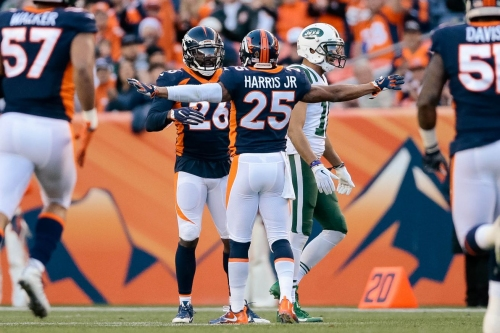 Chris Harris Jr. will have a chance to be 'more aggressive' in 2018