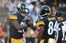 Around the AFC North: Antonio Brown calls out Le'veon Bell