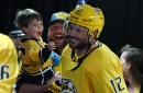 2017-18 Player Reviews: Mike Fisher
