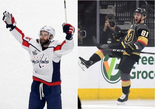 Two former Lightning pieces playing key roles in Stanley Cup final