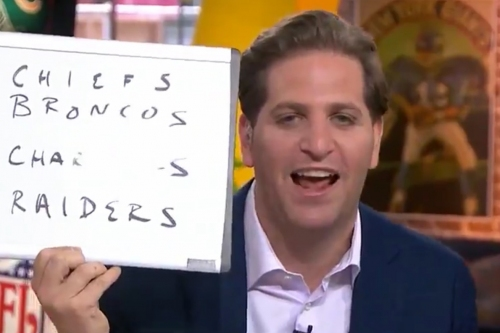 Peter Schrager gets it