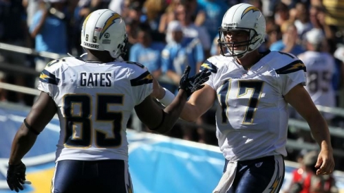Chargers QB Philip Rivers advocating for team to bring back Antonio Gates
