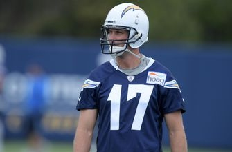 Philip Rivers would welcome return of TE Gates