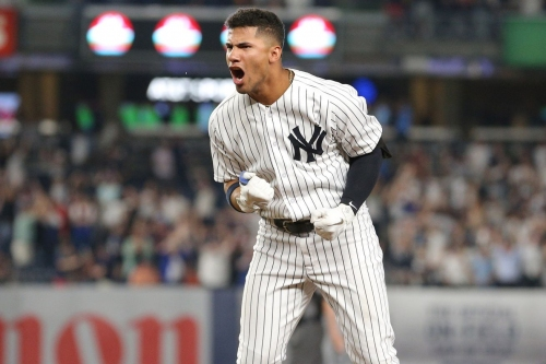 Yankees 6, Astros 5: Bombers walk off in 10th on Gleyber Day!