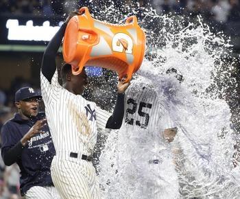 MLB roundup: Gardner, Torres rally Yankees to 6-5 win over Astros in 10