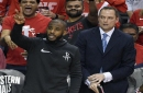 Rockets lament missed chances after losing to Warriors