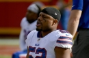 Bengals Bytes (5/30): Preston Brown confused about the NFL's emphasis with helmet rule