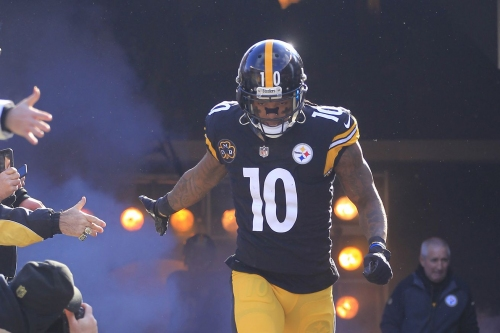 Martavis Bryant and Mason Rudolph: Forever linked, one way or another
