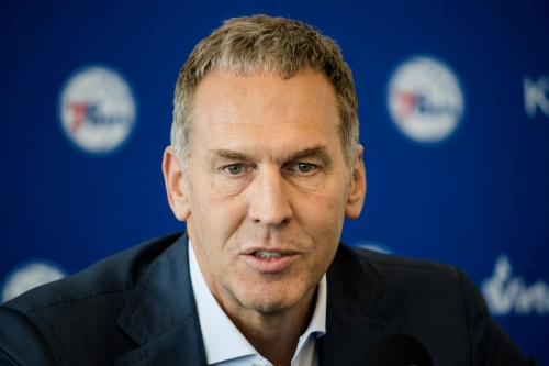 76ers investigating allegations of Twitter accounts linked to president Bryan Colangelo