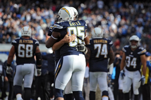 Philip Rivers Wants an Antonio Gates Reunion