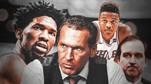 Bryan Colangelo calling those involved in burner account scandal to deny report