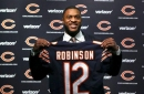 Bears Robinson, Floyd return to practice; Roquan Smith rolling with first team defense