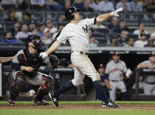 Brett Gardner has been hot of late, but Yankees give him day off