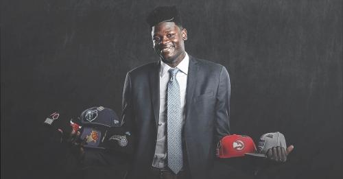 RUMOR: Boston Celtics considering trading up for Mo Bamba