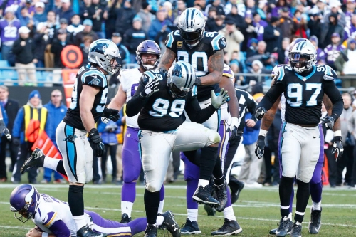Panthers snubbed from NFL.com list of Top Eight defensive lines