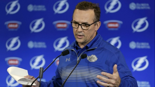Lightning part ways with coaches Rick Bowness, Brad Lauer