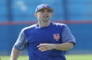 Mets' David Wright seen throwing, playing catch for first time since 2017